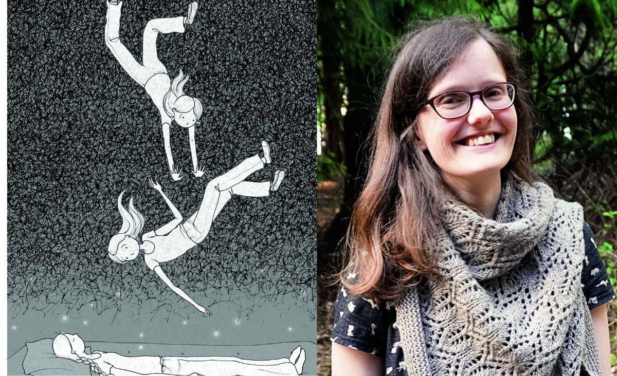 Katie Green, autorka komiksu dokumentującego jej zmagania z anoreksją (