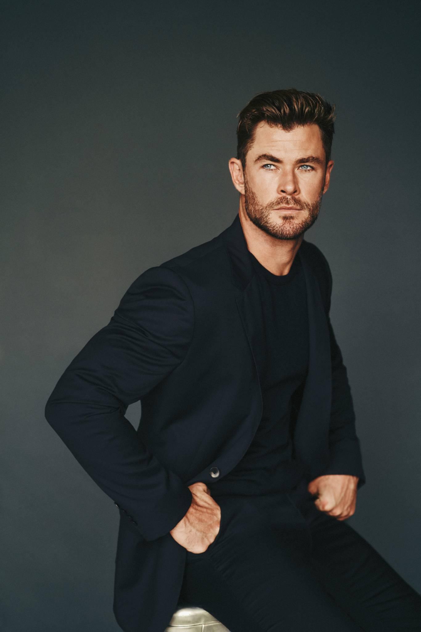 Chris Hemsworth pierwszym globalnym ambasadorem marki BOSS
