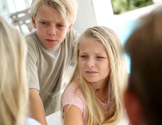 konflikty miedzy rodzenstwem