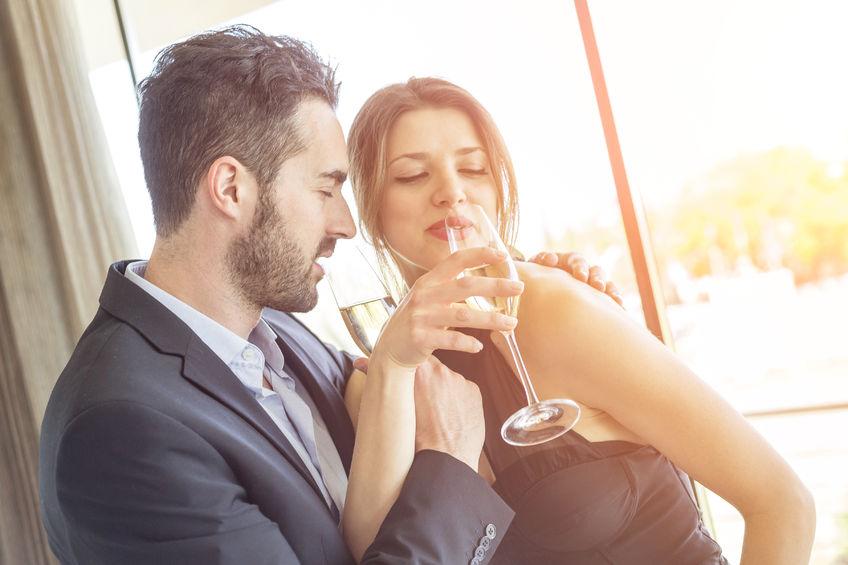 Romantyczna kolacja na Walentynki