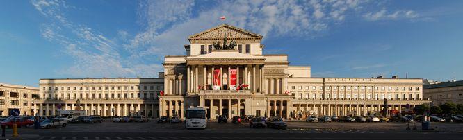 Przesłuchania dla solistów śpiewaków w Teatrze Wielkim