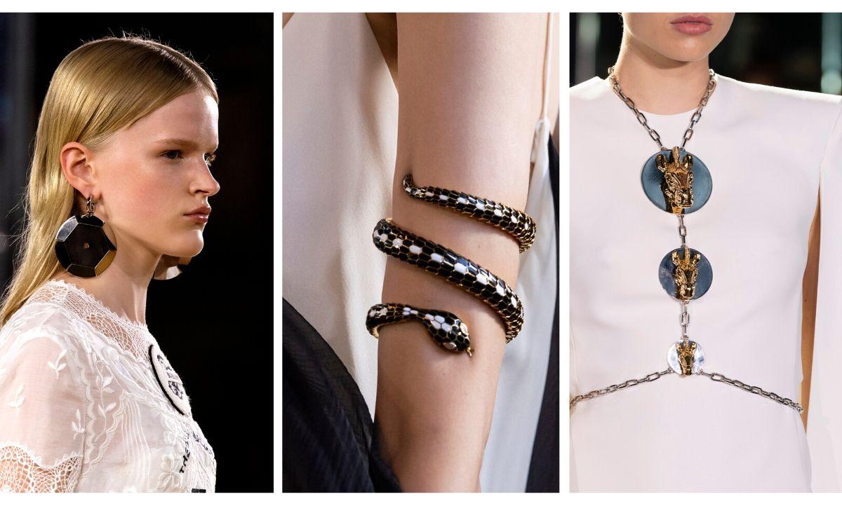 Trendy w biżuterii na wiosnę 2020