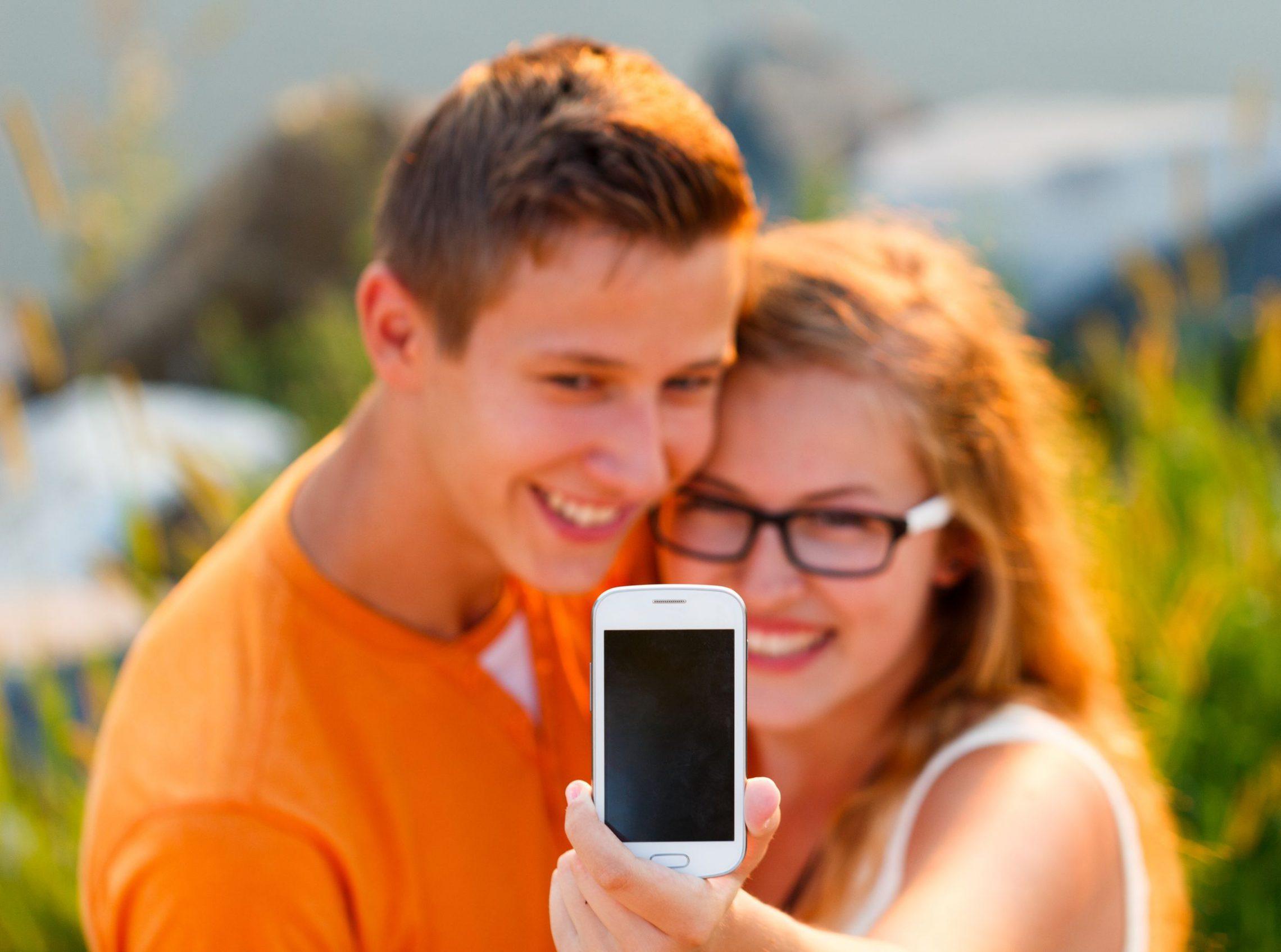 Zakochany nastolatek