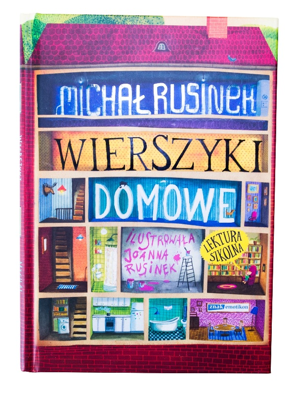 """""""Wierszyki domowe"""" Michał Rusinek"""