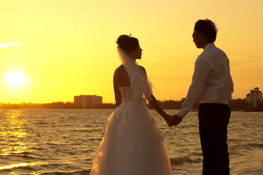 Cztery tysiące ślubów w Walentynki