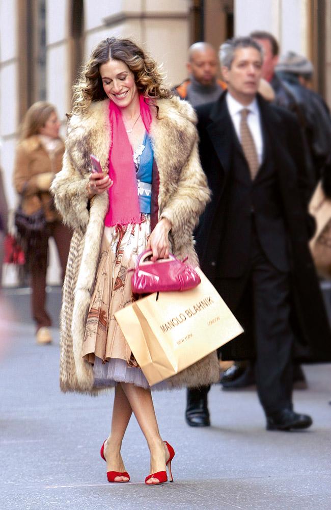 Seriale, które miały największy wpływ na świat mody i na styl ulicy
