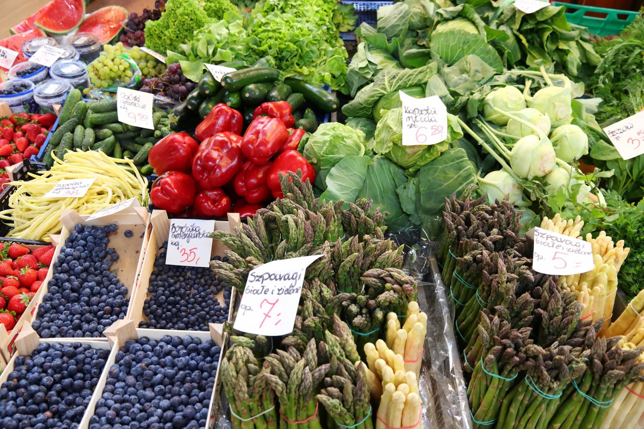 Trendy żywieniowe na 2021 rok