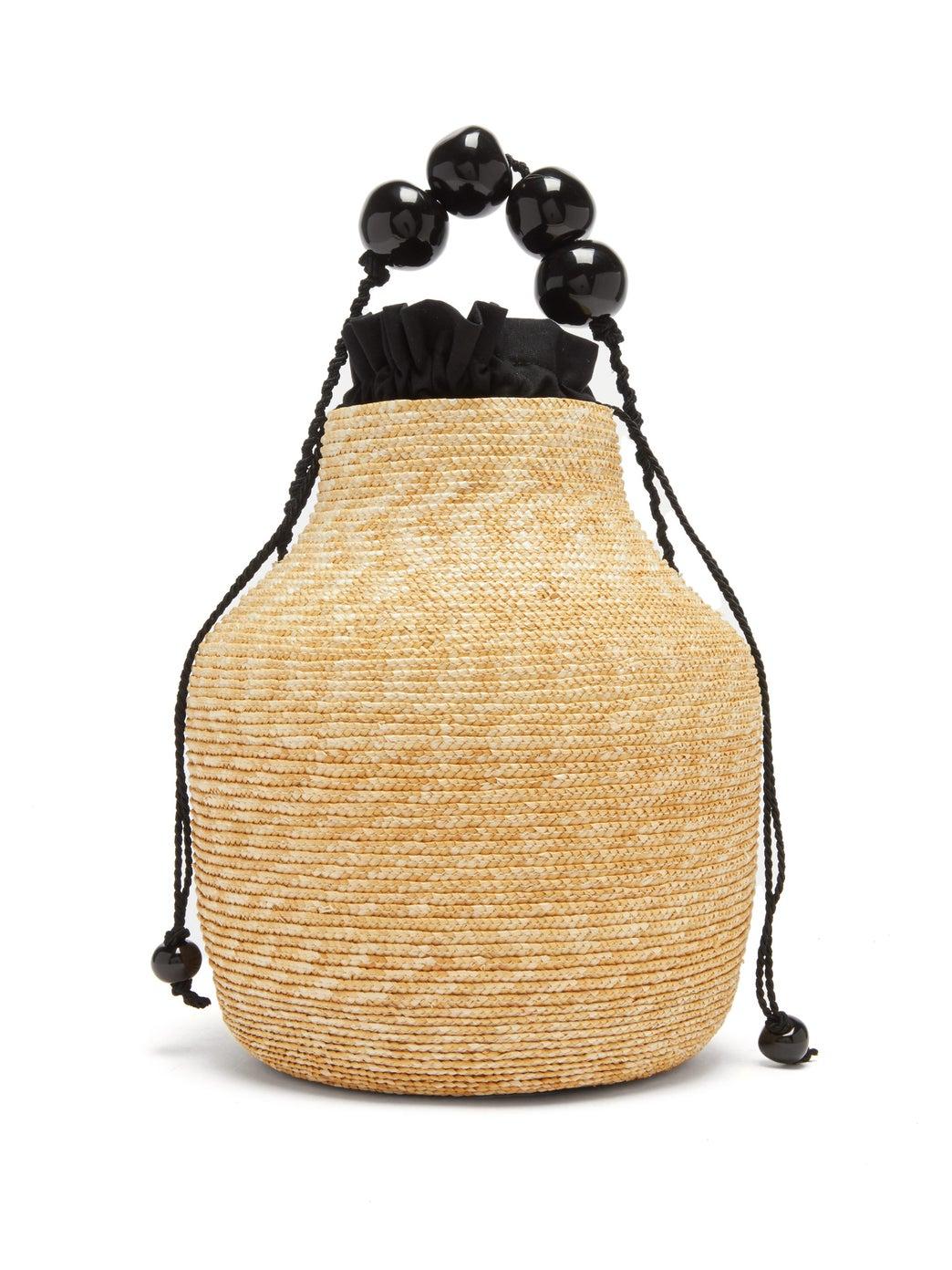 Plecione torby – fenomen i historia
