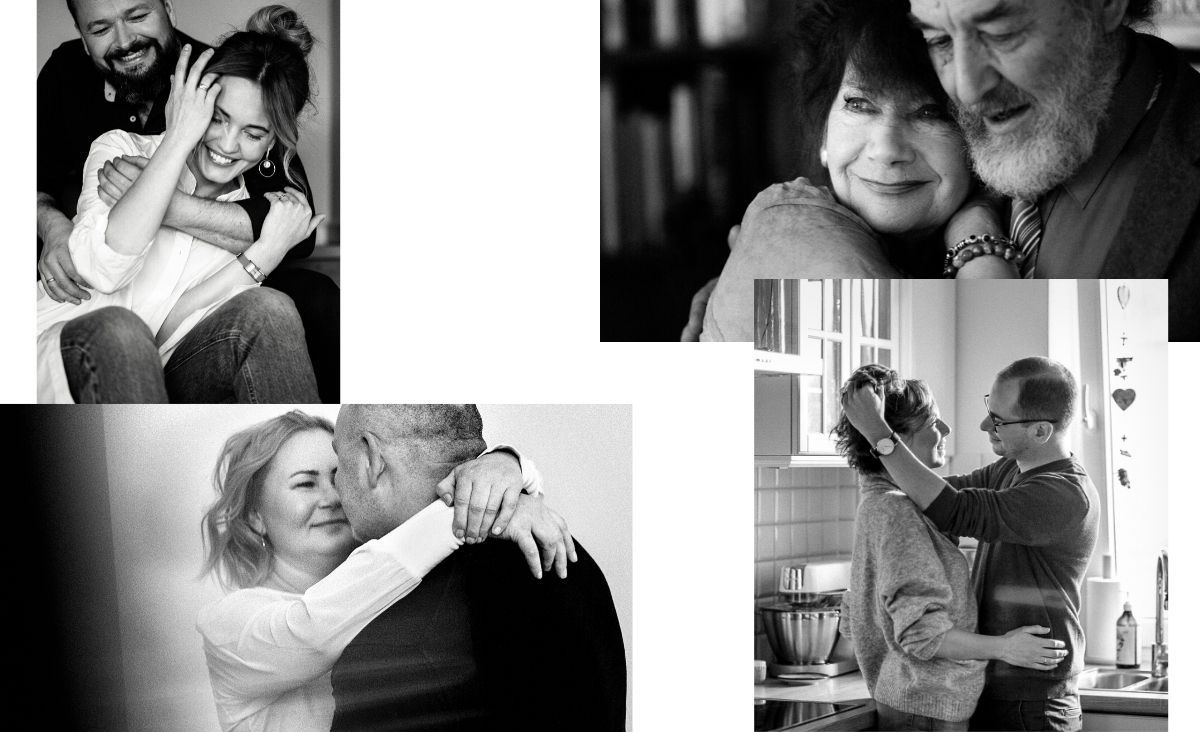 Szkoła uczuć - historie miłosne par na różnym etapach życia