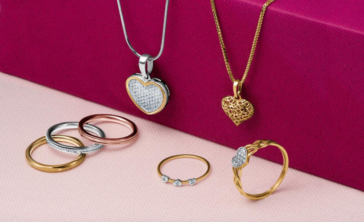 Biżuteria na Walentynki - najpiękniejsze kolekcje znanych marek