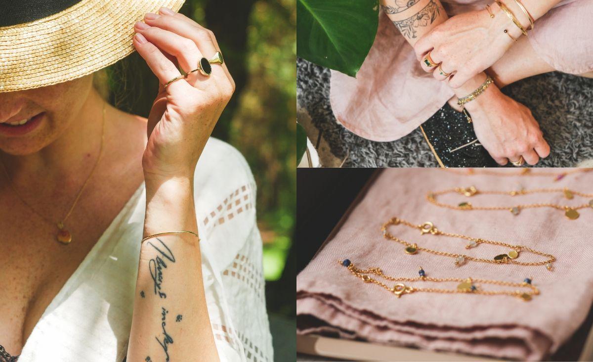 Biżuteria Matyldy Zielińskiej (Fot. materiały prasowe)