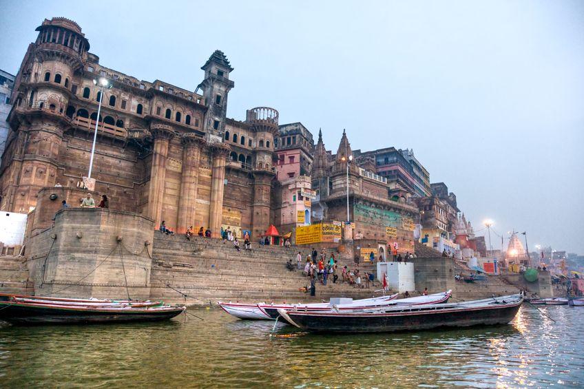 Duchowe podróże do Indii