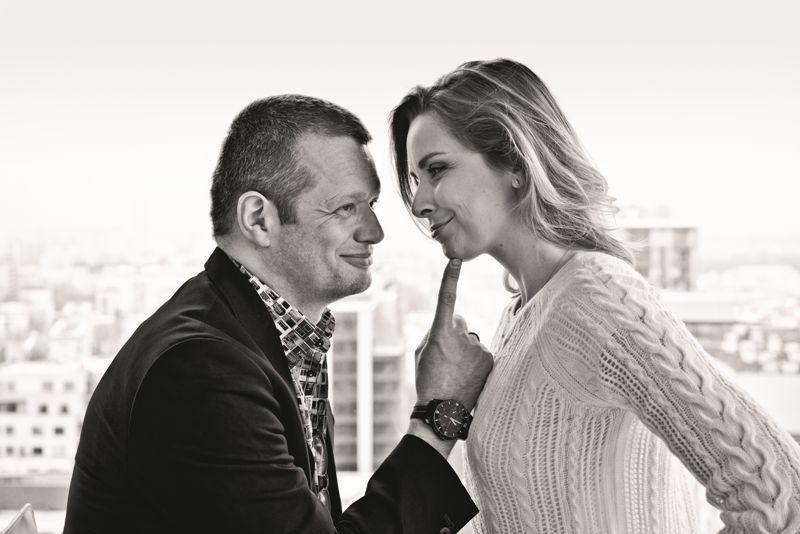 Anna Dziewit-Meller i Marcin Meller: Seria małych wybuchów