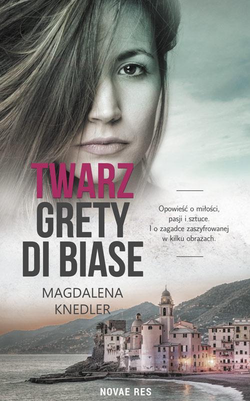 """Książka miesiąca: """"Twarz Grety di Biase"""""""