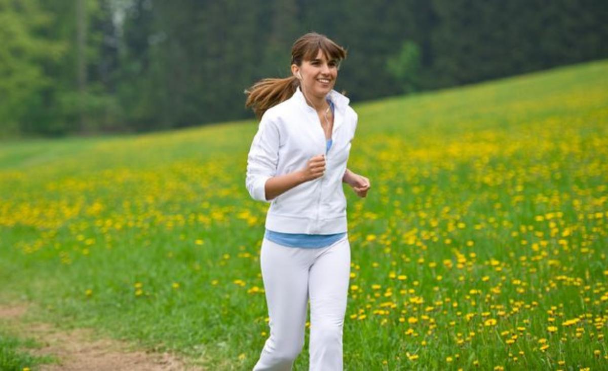 Slow jogging - bieg po zdrowie i dobry humor