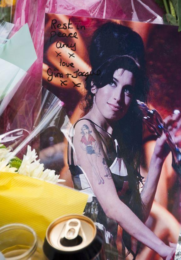 Film o Amy Winehouse  w Cannes