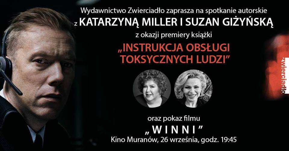 Spotkanie autorskie z Katarzyna Miller i Suzan Giżyńską