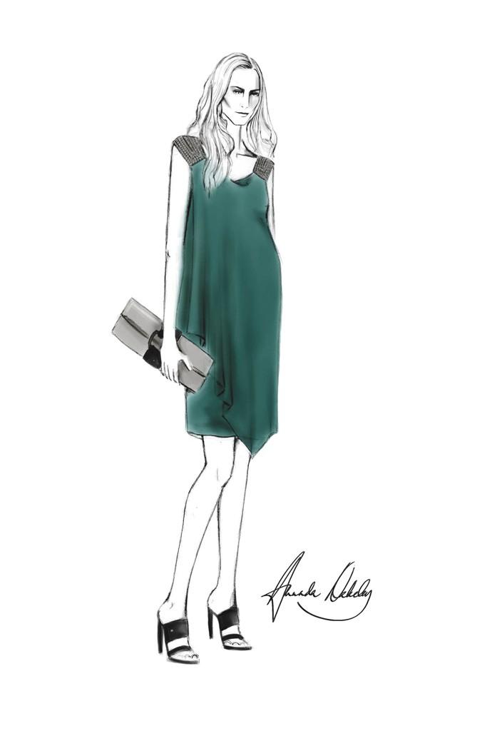 Projektanci dla Kate Middleton / Amanda Wakeley