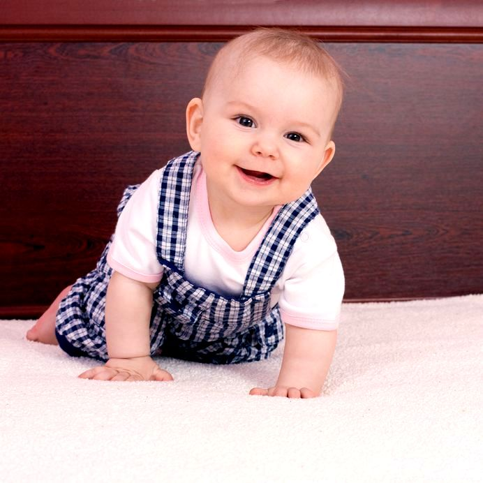 W czarno-białym świecie niemowląt