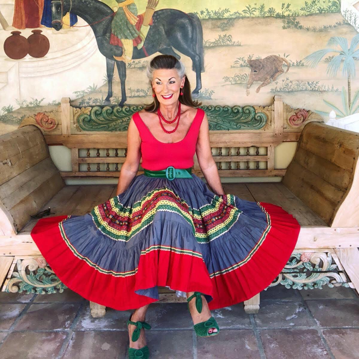 """Nikki Redcliffe: """"Życie jest zbyt krótkie, żeby nosić ubrania, które nie sprawiają, że twoje serce się raduje"""""""