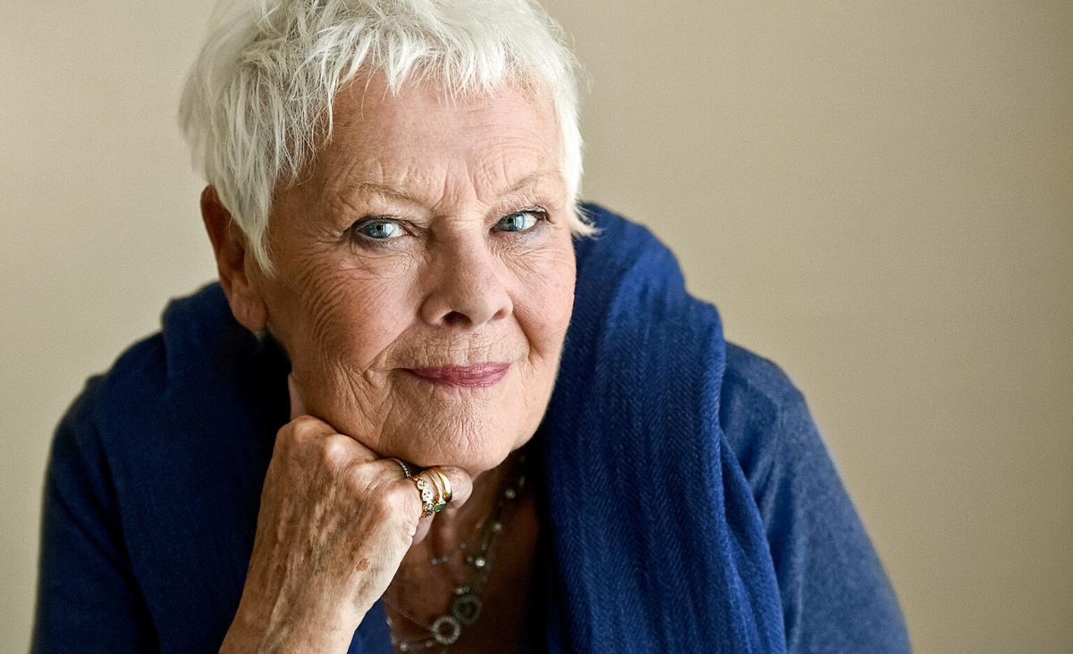 """Judi Dench: """"Nie zamierzam iść na emeryturę"""""""