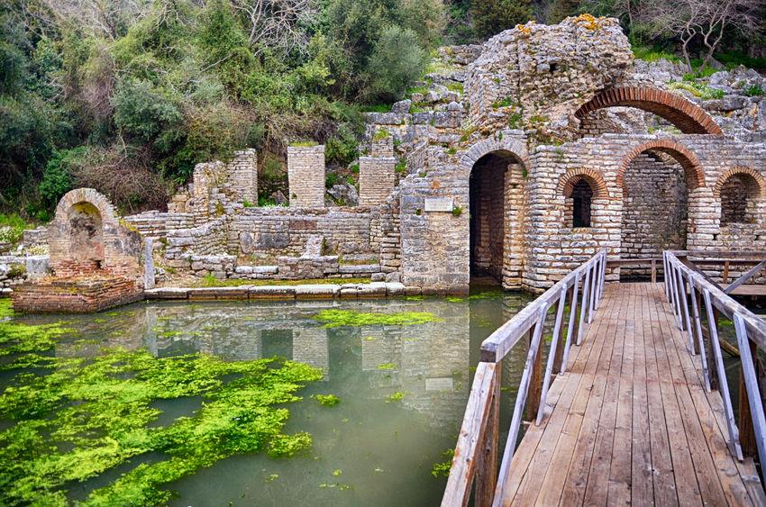 archeologiczne Butrint; fot.123rf