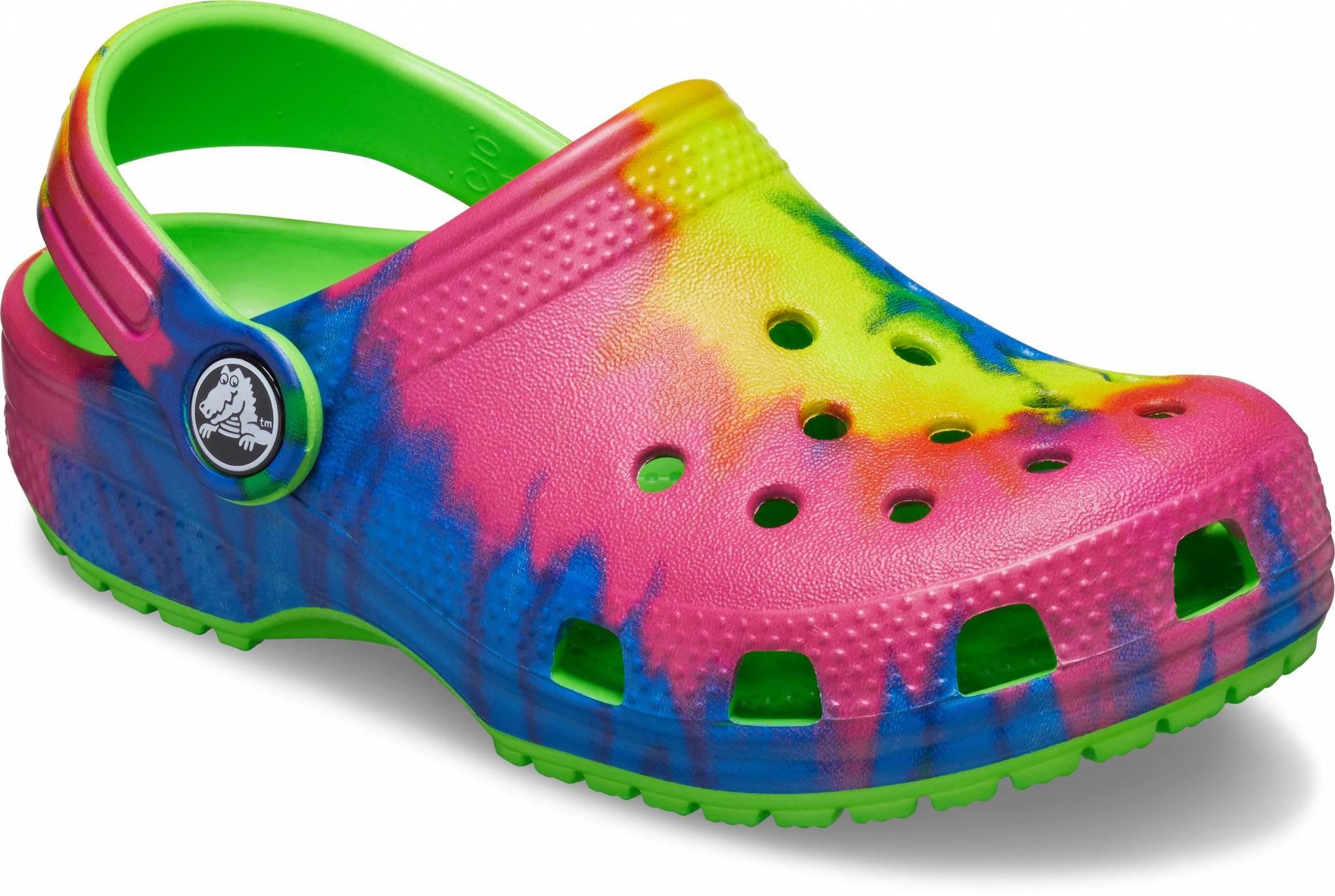 Peace, love and Crocs