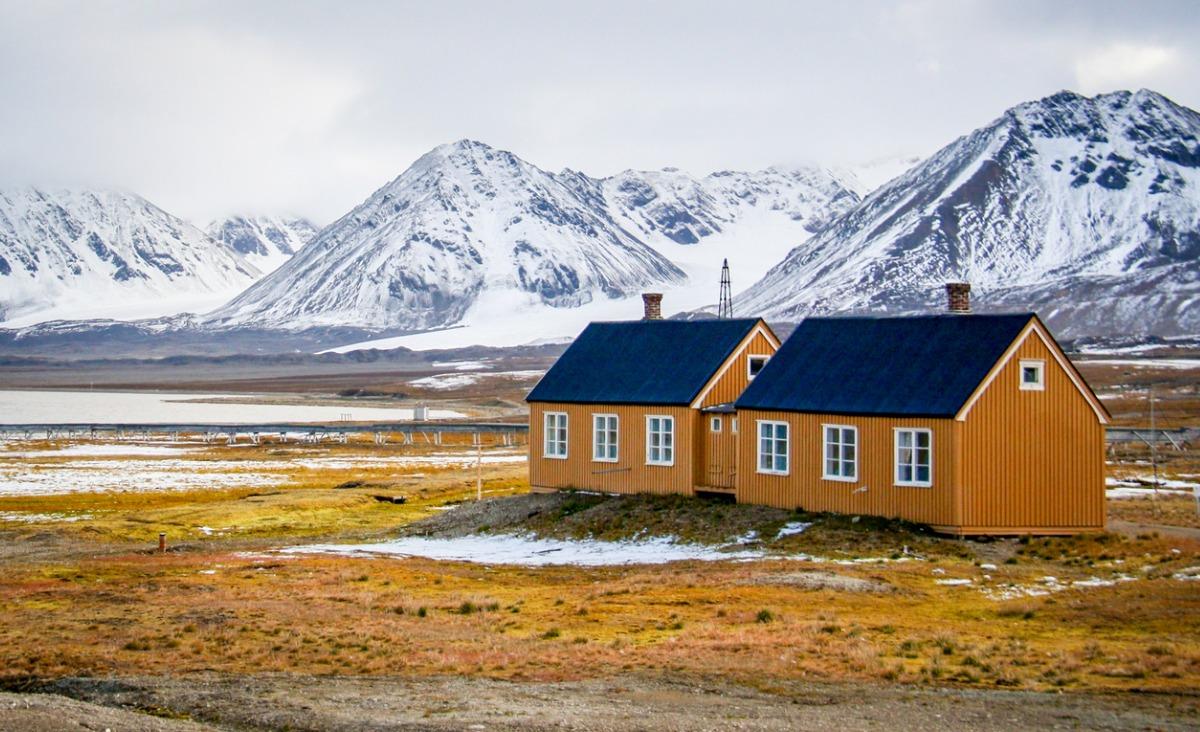 Życie na dalekiej północy: Spitsbergen
