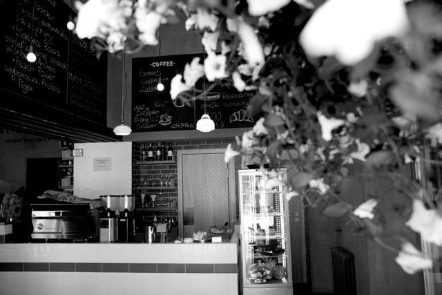 Kubik: kawa w krakowskim Zaułku