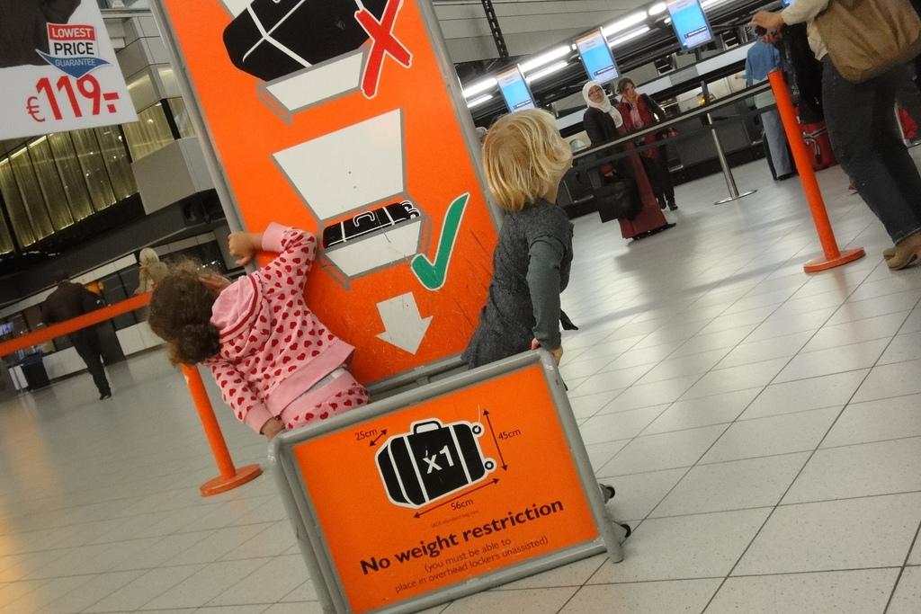 Koniec problemów z bagażem podręcznym