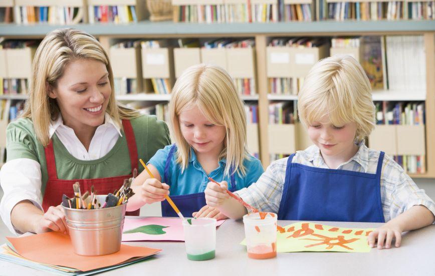 Napięty plan - zajęcia pozalekcyjne dla dzieci