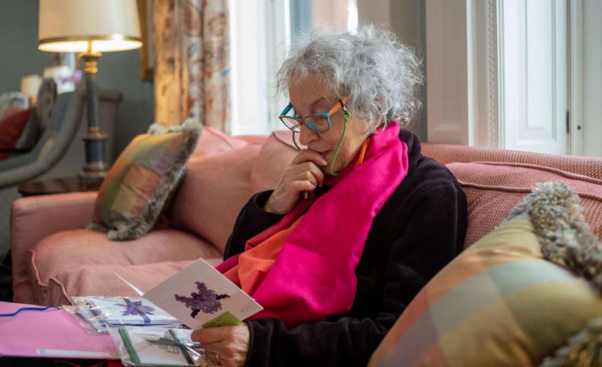 Margaret Atwood. Słowo to siła