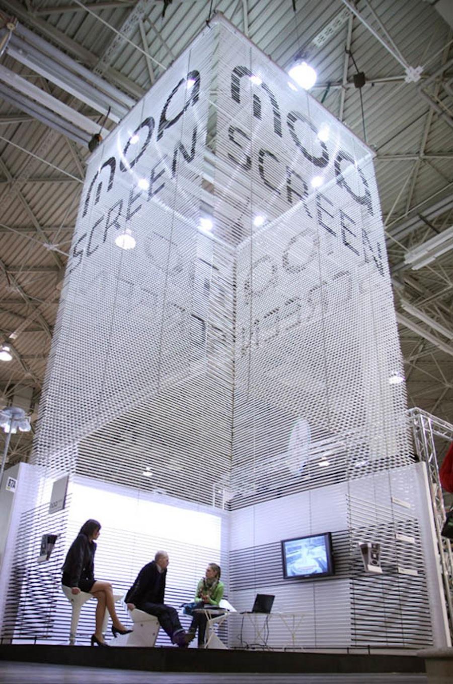Polski design w Muzeum Narodowym w Brasilii
