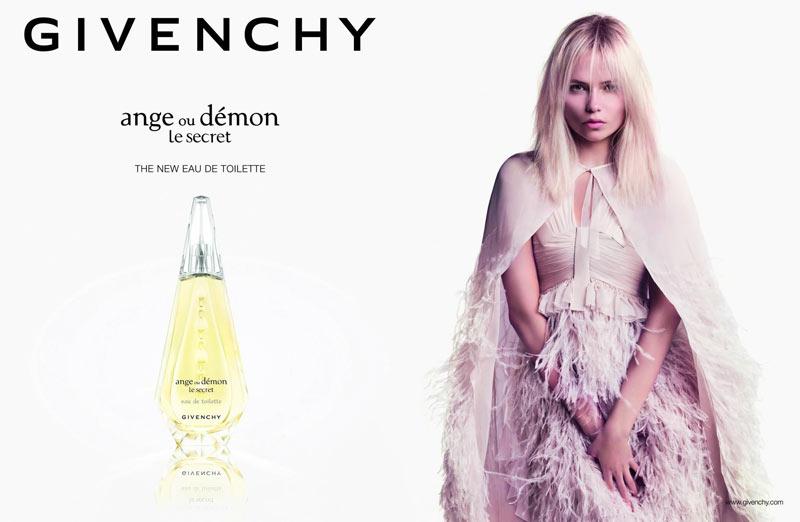 Boska Natasha Poly twarzą perfum Ange ou Démon Le Secret