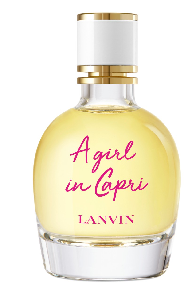 Lanvin, A Girl in Capri, 50 ml/219 zł