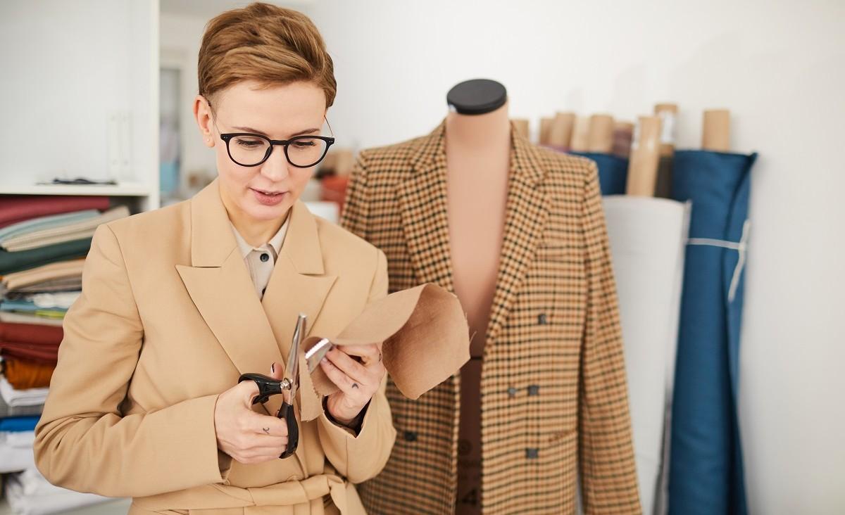Dobra tkanina to podstawa ciepłego płaszcza
