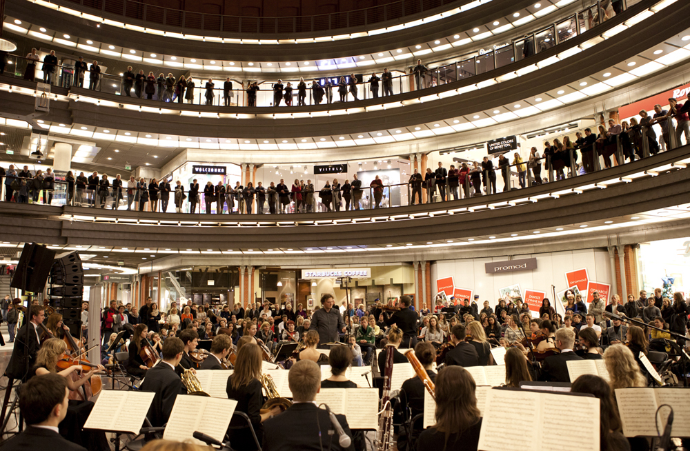 Młoda Polska Filharmonia zdobyła serca publiczności pięciu miast