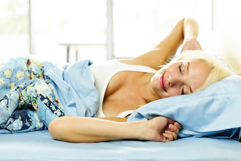 Naturalny rytm snu a zdrowie
