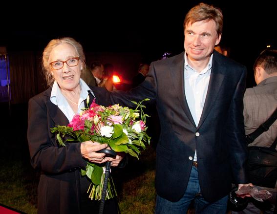 Gala Krysztalowe Zwierciadła 2012