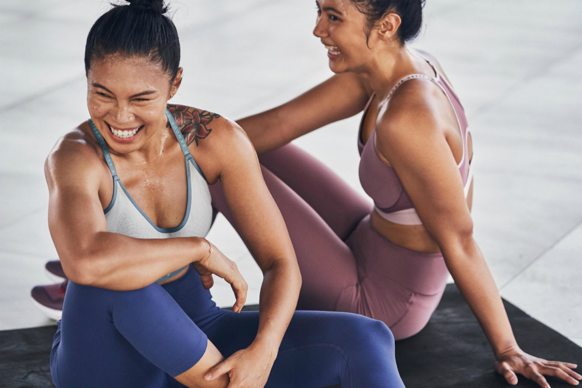 UA Infinity Bra - biustonosz, który dba o zdrowe piersi