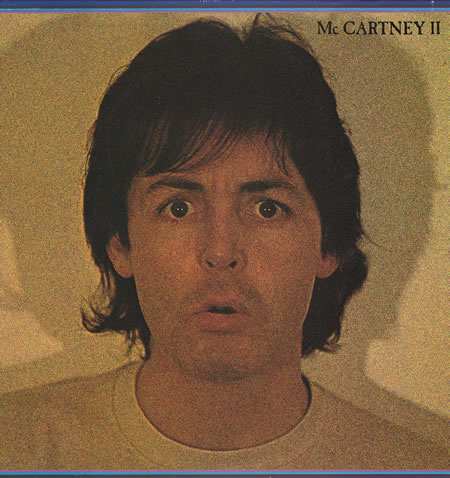 """Paul McCartney """"McCartney McCartney II – Paul McCartney Archive Collection"""""""