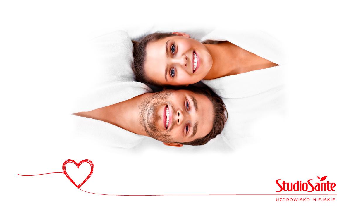 Podaruję Ci relaks i witalność - Studio Sante na Walentynki