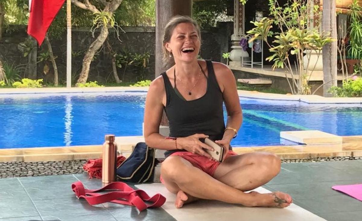 Oddech podczas medytacji