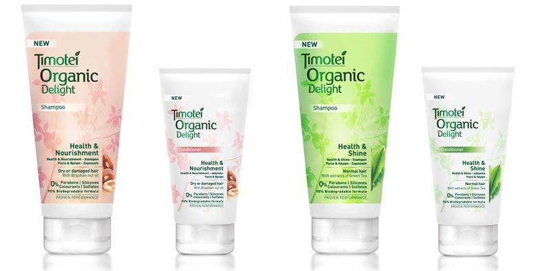 Organiczna pielęgnacja dla włosów