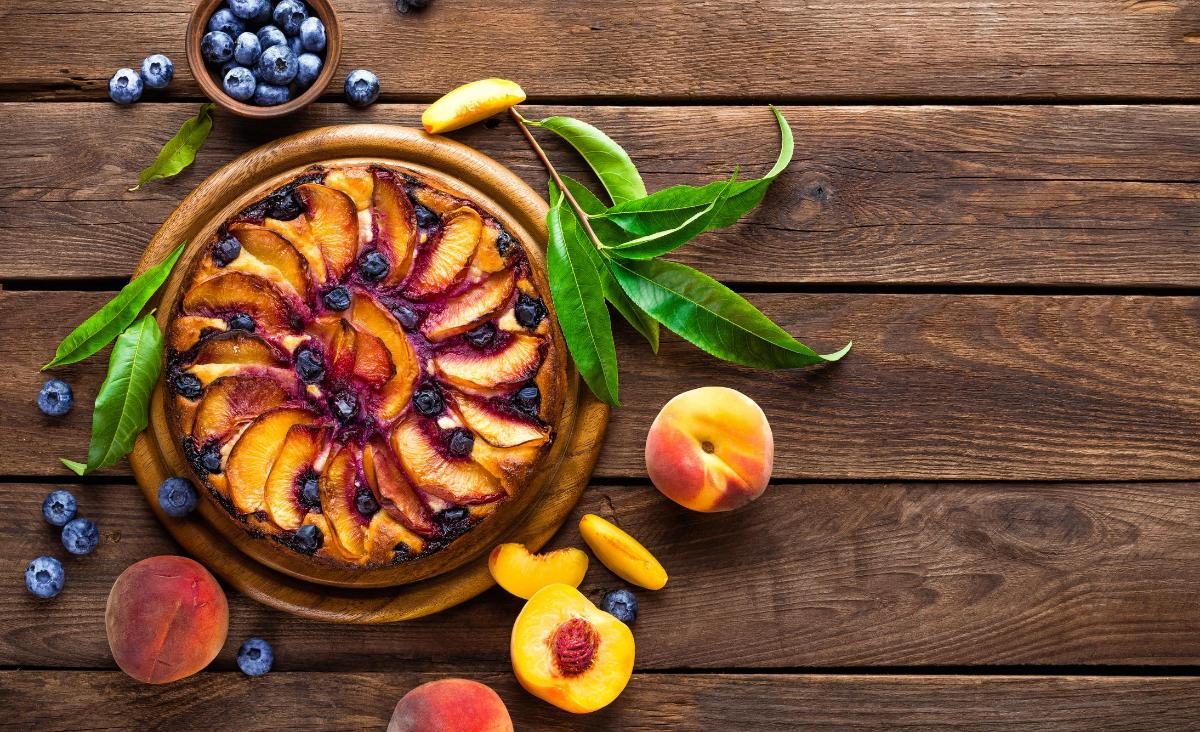 Uniwersalna tarta z owocami