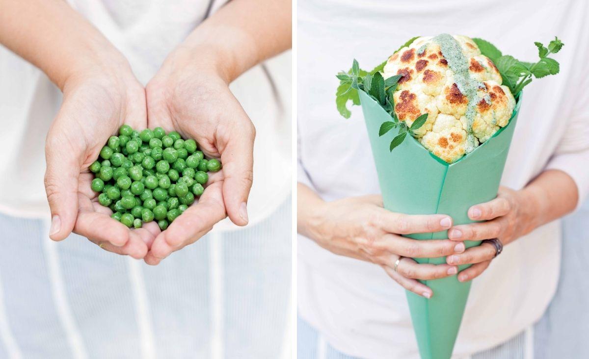 Wiosna na talerzu - 4 zielone przepisy