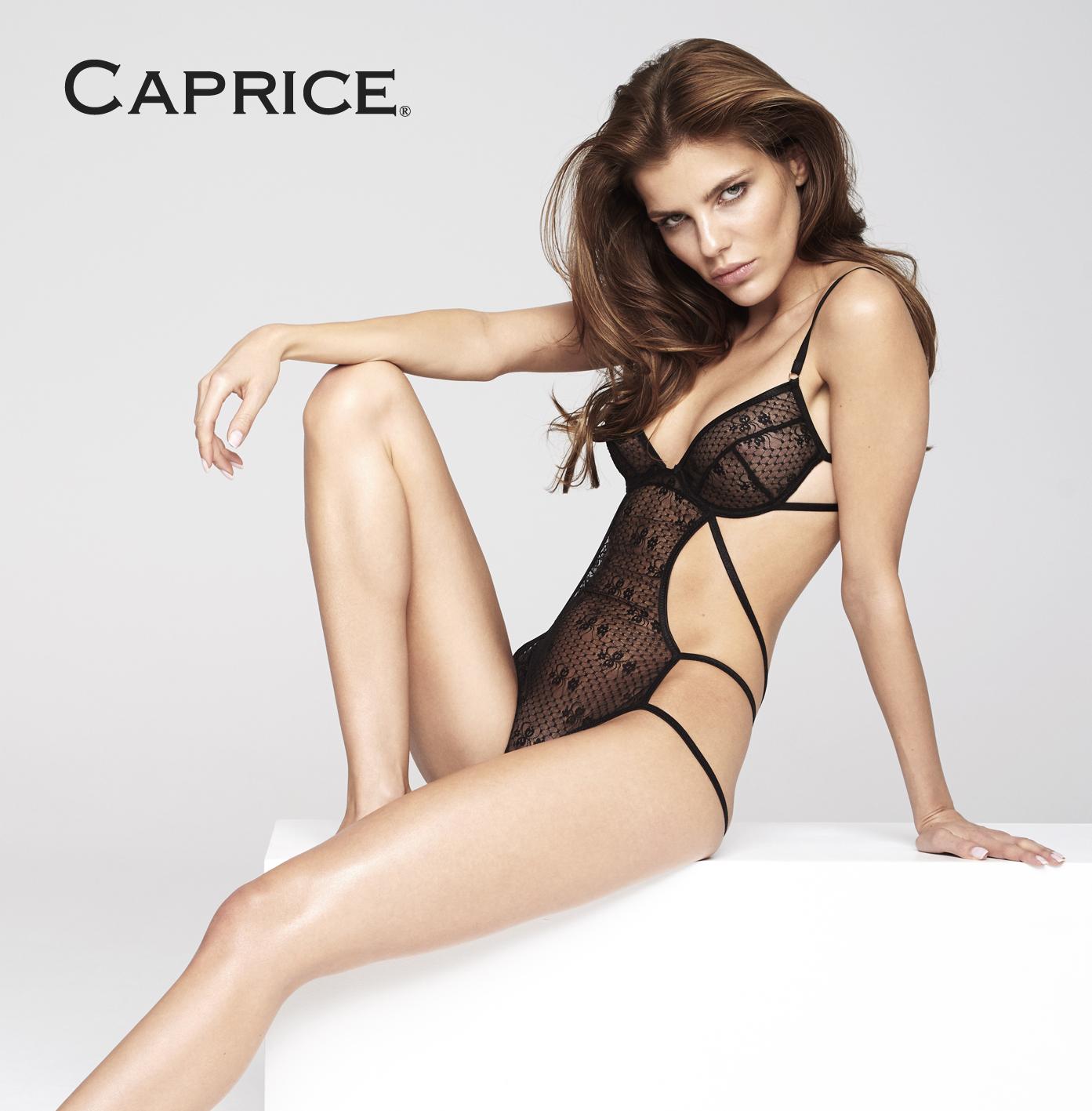 9a0d98e866a02b Caprice to marka bielizny od 1991 roku w Polsce. Najwyższej jakości włoskie  tkaniny zapewnią komfort, trwałość i zmysłowy wygląd.