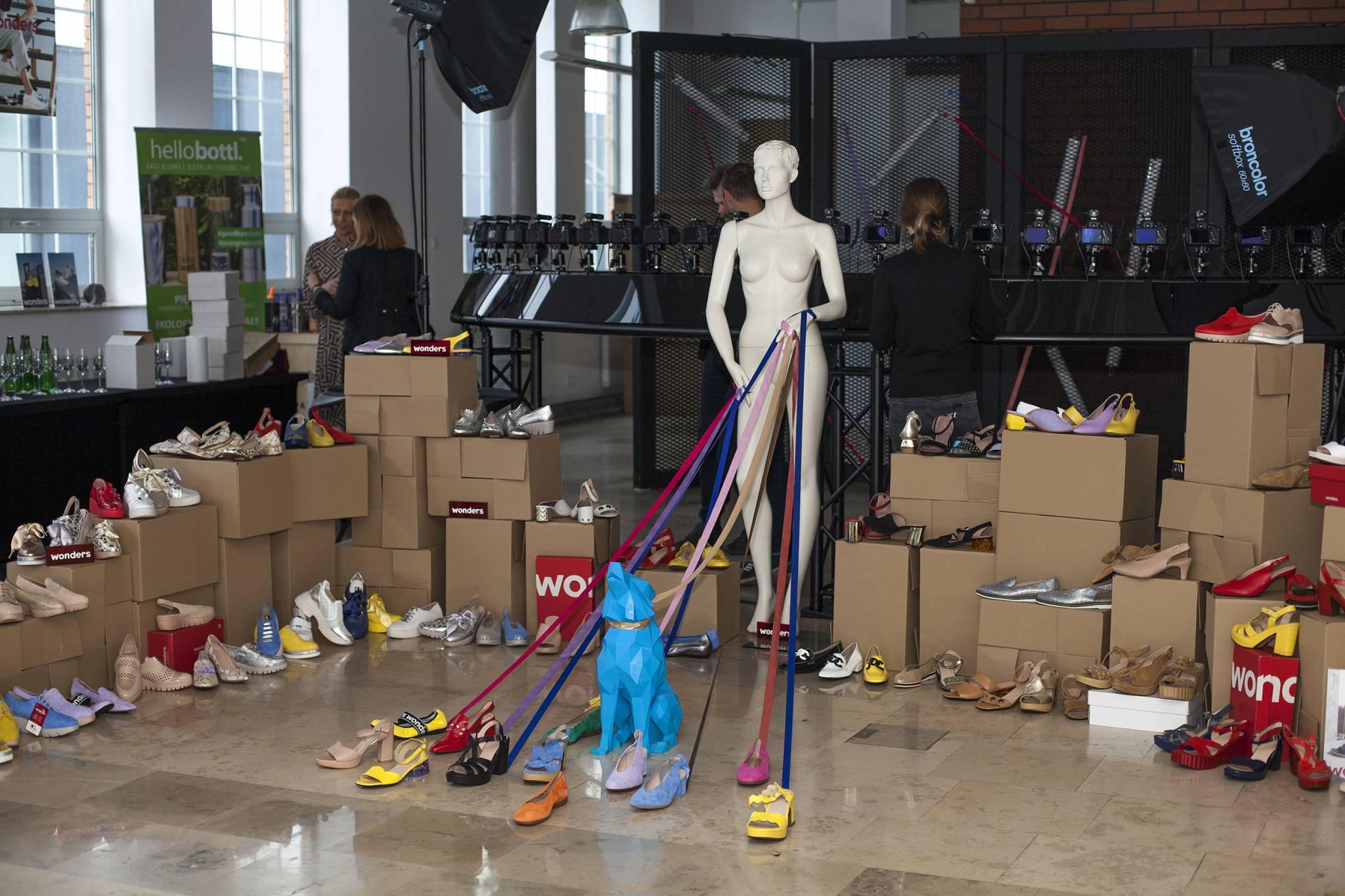 Hiszpańskie buty Wonders już wkrótce dostępne w Polsce