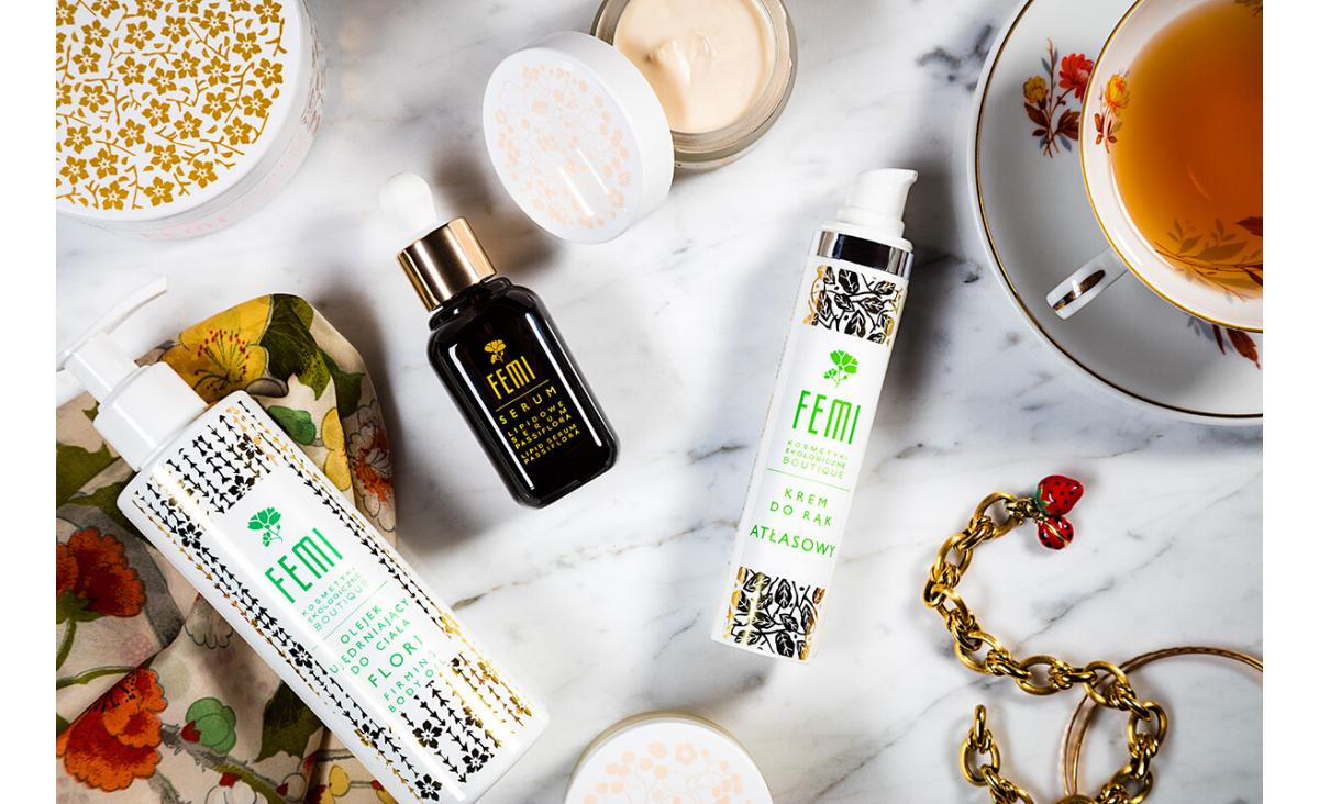 Kosmetyki naturalne w trosce o zdrową i piękną skórę