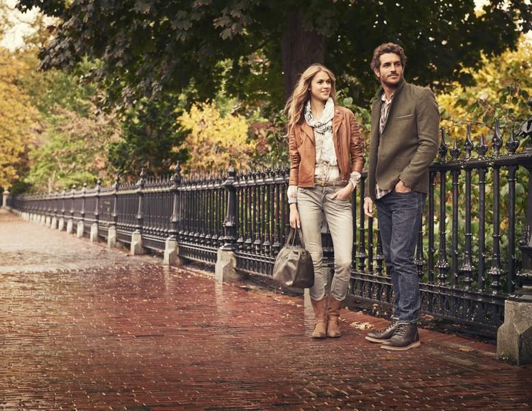 Nowy look Timberlanda na jesień